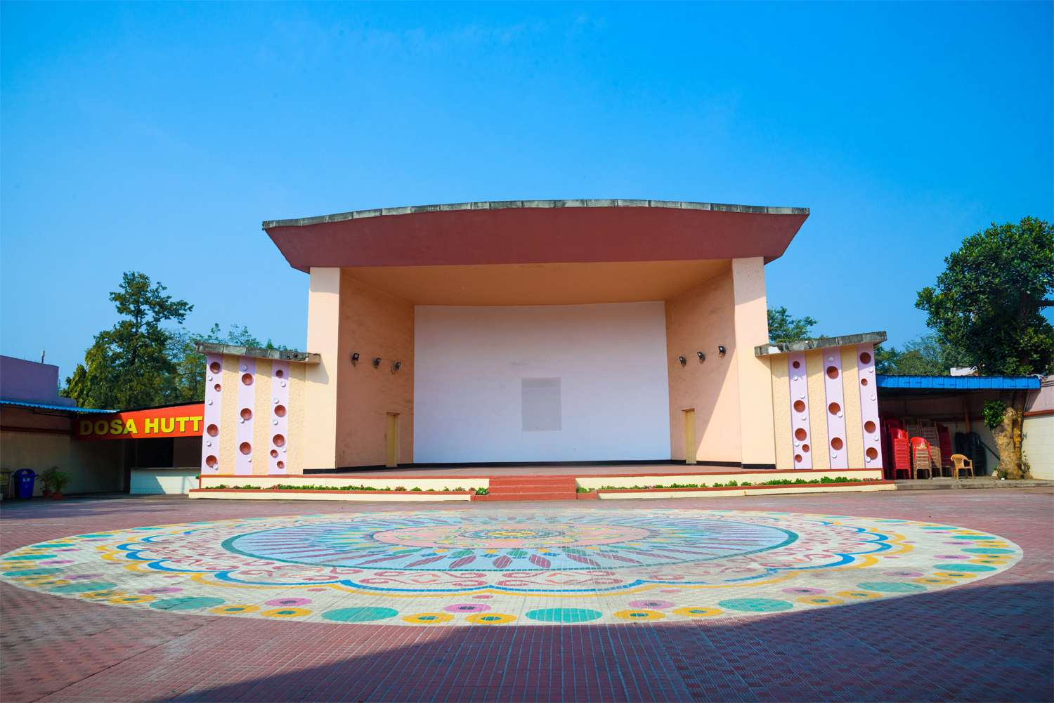 Auditorium area